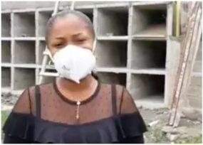 La desesperada alcaldesa de Tumaco llama a obedecer la cuarentena desde el cementerio