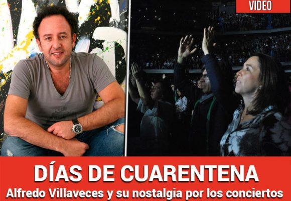 ¿Se acabarán los conciertos?, el temor del empresario Alfredo Villaveces