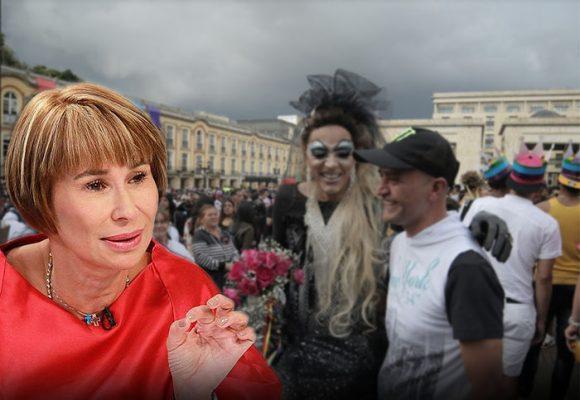 Alicia Arango, los gays no solo mercamos consoladores y gel