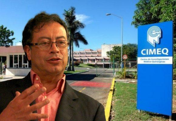 Cimeq, el centro medico donde permanece Petro en La Habana