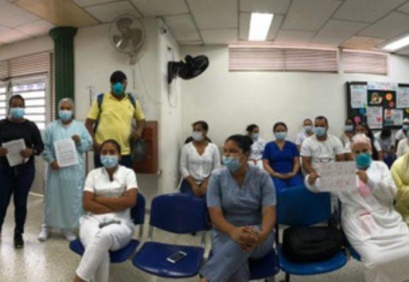 Así opera el hospital de Santander de Quilichao en plena cuarentena