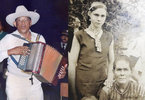Candelaria, la musa del vallenatero Abel Antonio Villa