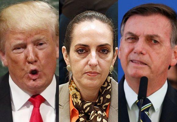 El error al burlarse de personas como Trump, Bolsonaro y María Fernanda Cabal