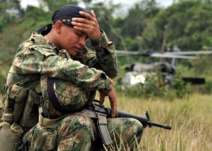 El desconocimiento al soldado colombiano (I)