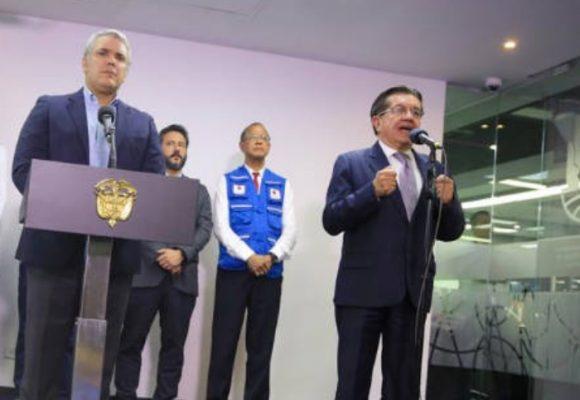 ¿El ministro de Salud de Colombia está perdido?
