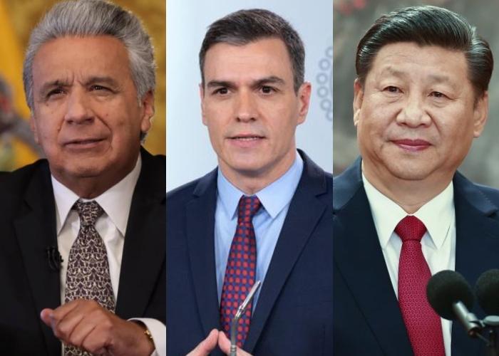 ¿Qué tienen en común Ecuador, España y China frente al coronavirus?