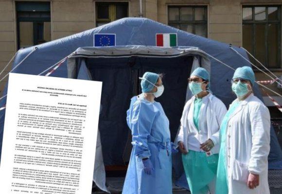 Carta abierta de médicos al ministro de Salud italiano