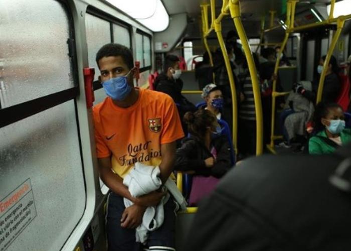 El primer mes de Colombia con coronavirus