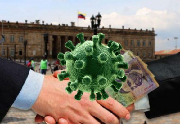 El coronavirus, ¿una oportunidad para los corruptos en Colombia?