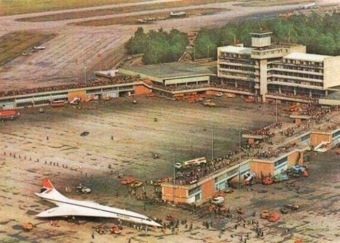 Sobre el Concorde y su visita a Bogotá hace 45 años