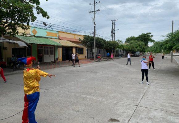 Bailar, ¿una estrategia para prevenir la violencia intrafamiliar?