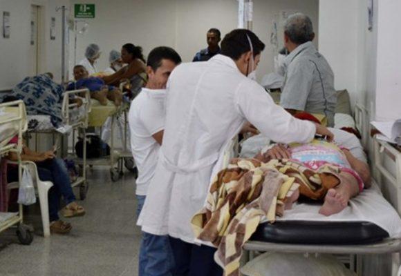 ¿Qué trama el gobernador de Cundinamarca con los hospitales?