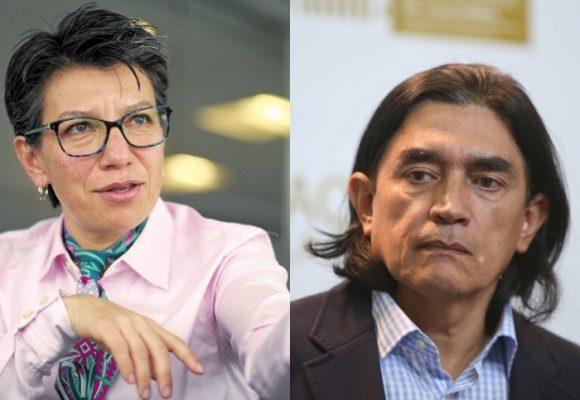 ¿Claudia López le roba las ideas a Gustavo Bolivar para hacer campaña?