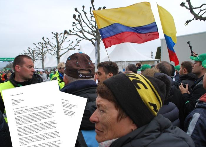 Carta abierta de colombianos en Suiza al Presidente Iván Duque