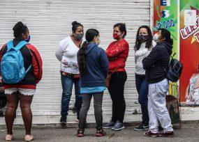 184 nuevos casos de contagio y 10 muertos más por coronavirus en Colombia