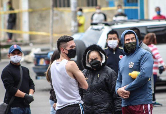 9.674 nuevos contagios y 290 fallecidos más por COVID-19 en Colombia