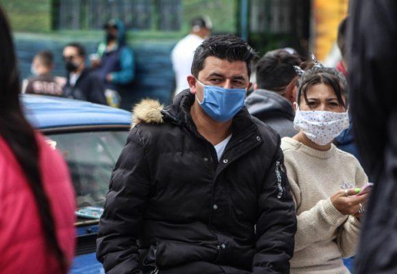 Bogotá superó los mil casos de coronavirus y aumentaron los fallecidos: 14