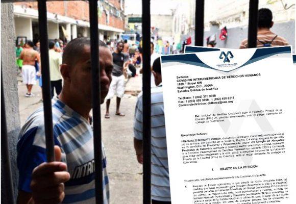 Comisión IDH, la última esperanza de los presos en Colombia