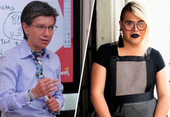 Firmatón trans para tumbar el pico y género de Claudia López