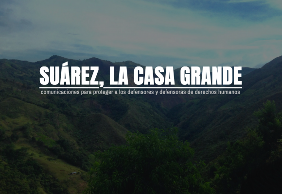 Suárez, la Casa Grande