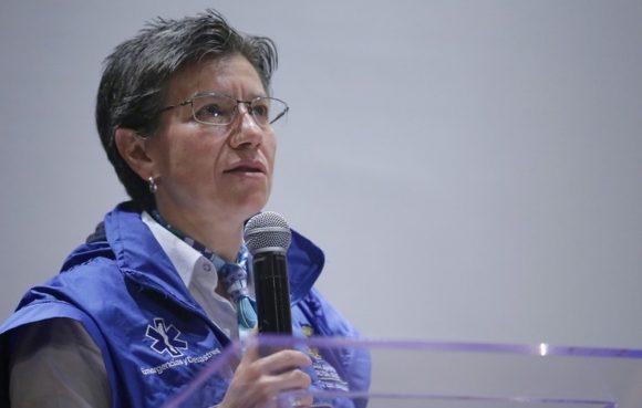 Cuando Claudia López decía que el Coronavirus era una gripa común y corriente