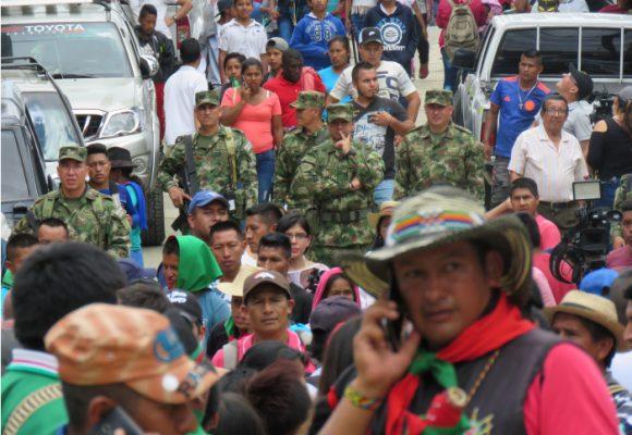 Los militares, ¿el último bastión electoral del Centro Democrático?