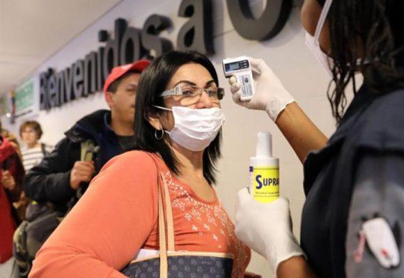 En el último vuelo humanitario que llegó al país se colaron 23 colombianos infectados con el virus