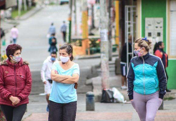 Comportamiento del coronavirus en Bogotá, Medellín y Cali