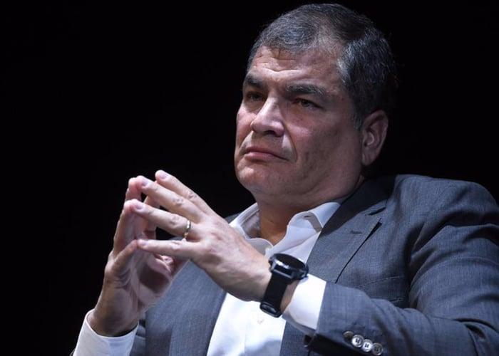 Señor Rafael Correa, ¿cuál patria?
