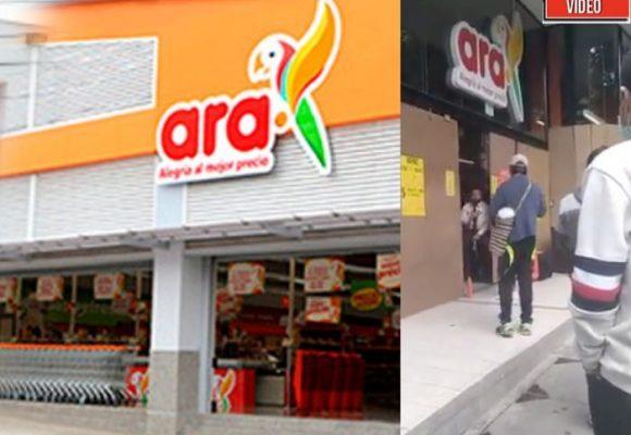 La pesadilla que vivió una persona trans en un supermercado ARA