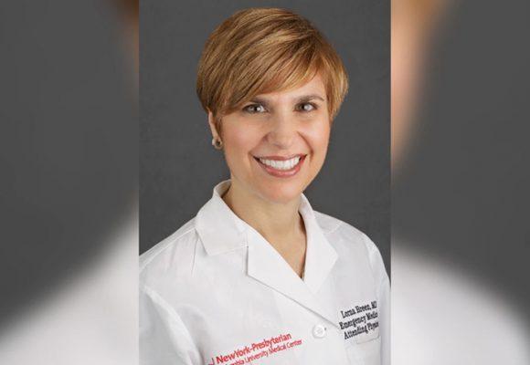 La directora de urgencias del Presbyterian Hospital de NY se quitó la vida