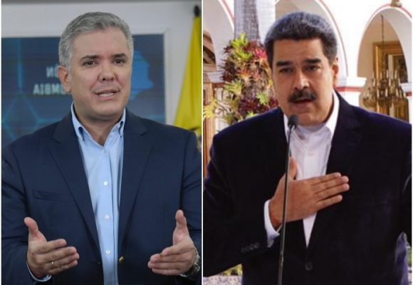 A regañadientes, y mediada por la OPS, Duque recibe ayuda de Maduro