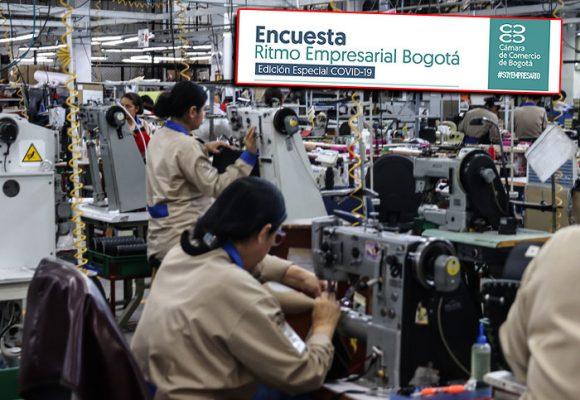 Cómo ha afectado el aislamiento a empresarios de Bogotá