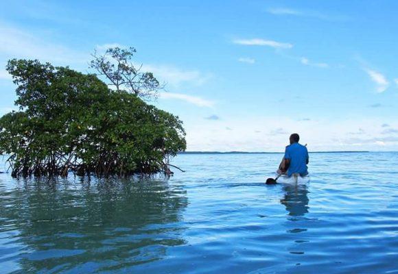 Así se vive la cuarentena en las Islas del Rosario