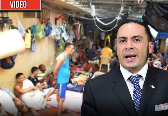180.000 presos colombianos no quieren morir de coronavirus