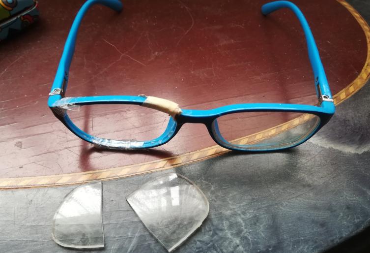 Y entonces, los que rompemos las gafas durante la cuarentena ¿quedamos ciegos?