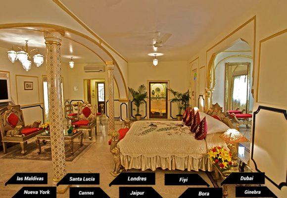 Los 10 hoteles más lujosos y costosos del mundo: vacíos