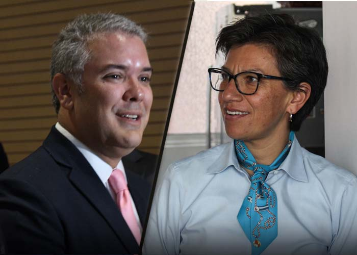 La cantaleta de Claudia López al presidente para que no levantara la cuarentena
