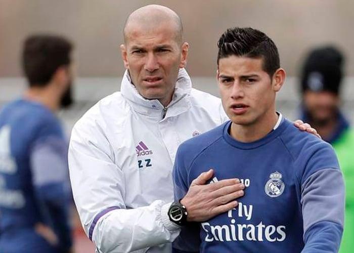 Termina el infierno de James en Madrid