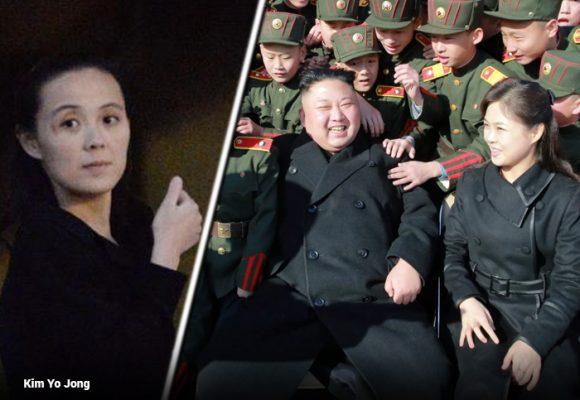 """La """"princesa"""" con puño de hierro que sucedería a Kim Jong-un"""