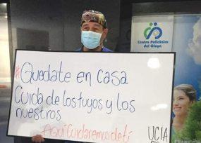 Fallece otro médico, en el Hospital Militar