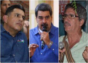Los alcaldes que sí quieren las máquinas que Duque le rechazó a Maduro