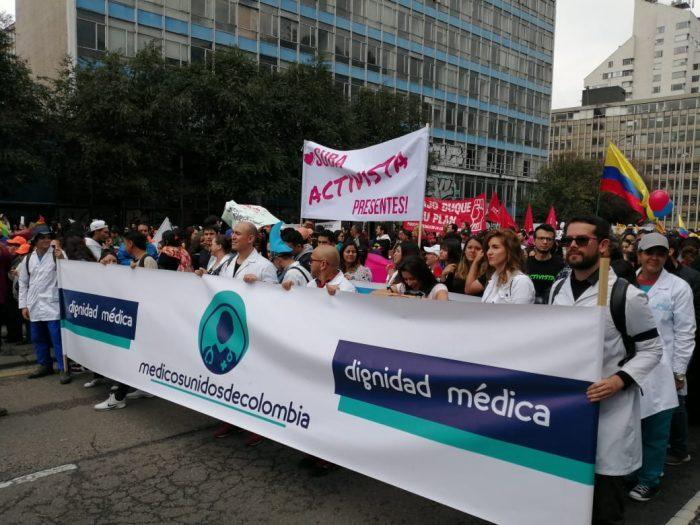 Foto: Médicos Unidos de Colombia