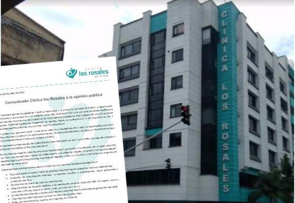 8 médicos con COVID-19 en Pereira