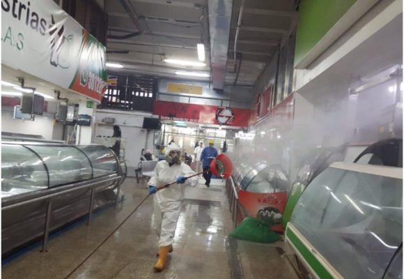 Cerrada la central minorista de Medellín por varios casos de coronavirus