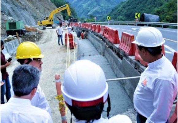 Coviandina reinicia trabajos en proyecto vial Chirajara-Fundadores
