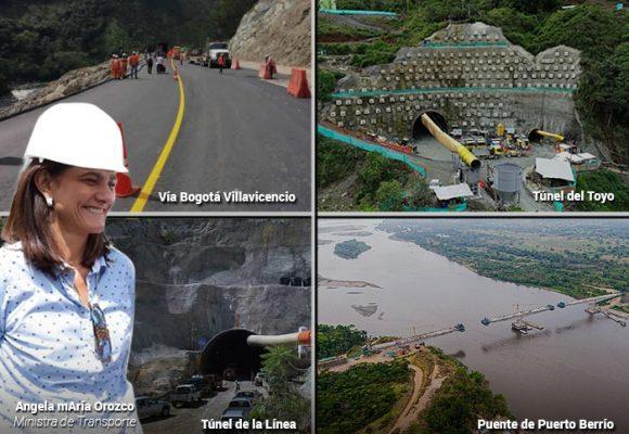 Seis megaproyectos forman parte de las mil obras de infraestructura que arrancaron