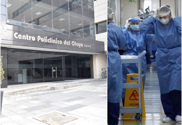Emergencia en una clínica de Bogotá por COVID-19