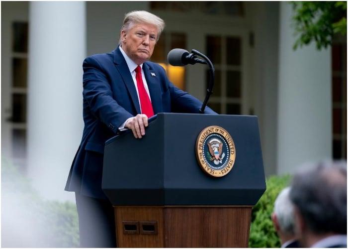 Donald Trump: una transición al fracaso
