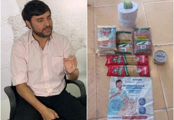 La insoportable vanidad del alcalde de Barranquilla